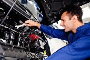обслуживание и ремонт двигателей автомобилей