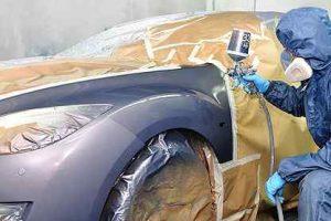Покраска кузова автомобиля в москве