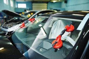 замена ремонт стекол автомобилей